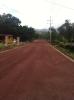 Mejoramiento calles urbanas Rio Naranjo